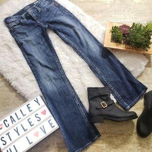 Silver Jeans Aiko Bootcut Sz 29 D2